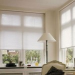 light-filtering honeycomb blinds