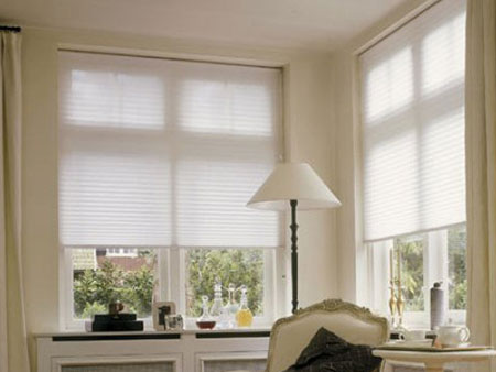 Light Filtering Honeycomb Blinds