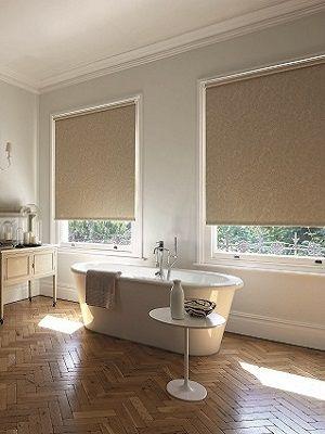 bathroom roller blinds